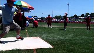 Top Spin (tujlub) at the 32nd Annual Hmong Sports Festival