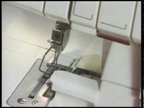 Part One Features & Accessories - Brother Serger 1034D