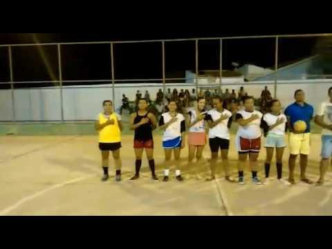 Torneio feminino em Macururé BA