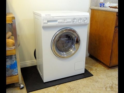 Combination washer condenser dryer for apartment or rv no w d hookup video trusper for 2 bedroom apartments with washer and dryer hookup