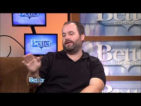 Comedian Tom Segura in our studio, July 12, 2013