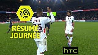 Résumé de la 17ème journée - Ligue 1 / 2016-17
