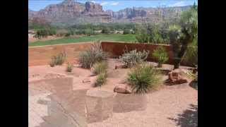 Backyard Facelift at Sedona Golf Resort
