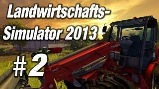 Landwirtschafts-Simulator 2013 - Walkthrough-Interview mit Giants Software - Teil 2