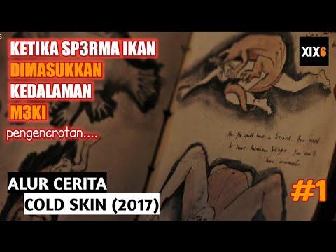 BERTAHAN DARI MAKHLUK ANEH DI PULAU TERPENCIL || Alur Cerita -  COLD SKIN (2017) #1