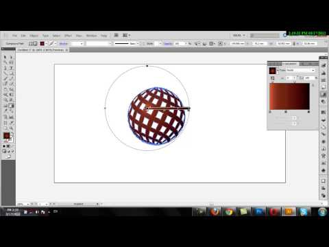 How to make a 3D Logo in adobe Illustator