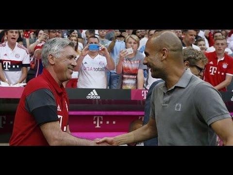 جوارديولا يخسر أمام فريقه السابق في أول لقاء تحضيري للموسم الجديد (فيديو)
