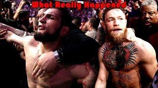 Video What Really Happened at UFC 229 (Khabib Nurmagomedov vs Conor McGregor) MP3, 3GP, MP4, WEBM, AVI, FLV Mei 2019