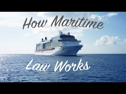 How Maritime Law Works [Wendover Productions]
