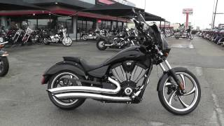 3. 001949 - 2012 Victory Vegas 8 Ball - Used motorcycles for sale