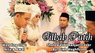 Download Lagu Qasidah Jilbab Putih Cover by Diah Maghfiroh - Wedding Clip Nita & Awal Mp3