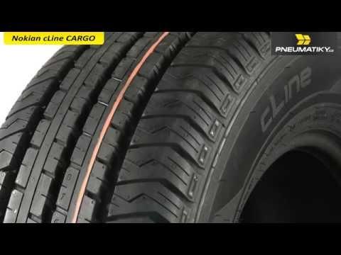 Youtube Nokian cLine CARGO 215/75 R16 C 116/114 S Letní