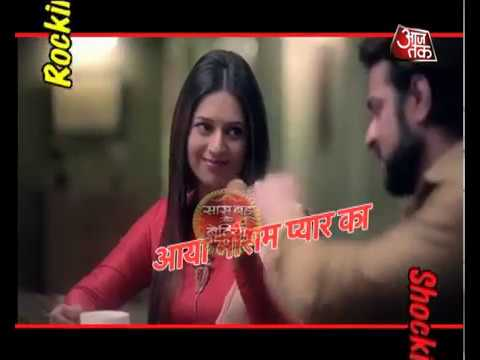 VALENTINES -Raman -Ishita with team Ishqbaaz