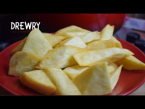 FRY SPICY YAM LIKE A GHANAIAN!! (FRYING TIPS!) PT2