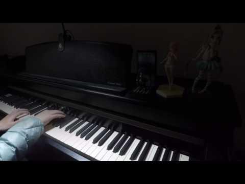 ユメミル雨 - Hand Shakers ED TV size[piano] (видео)