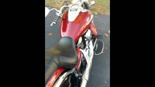 9. 07 Kawasaki Vulcan classic