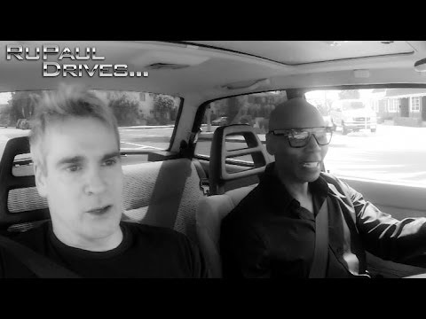 RuPaul Drives… Henry Rollins (Part 2)