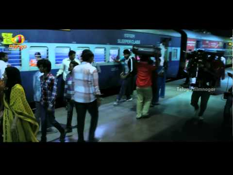 Venkatadri Express Movie Making - Sundeep Kishan, Rakul Preet Singh, Brahmaji