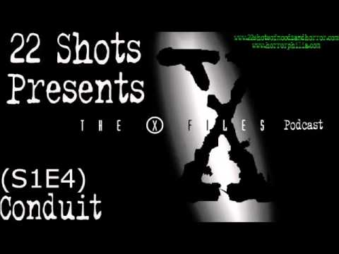 "The X-Files Podcast | S1E4 ""Conduit"" 