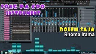 BOLEH SAJA - Dangdut FL Studio Korg pa 600