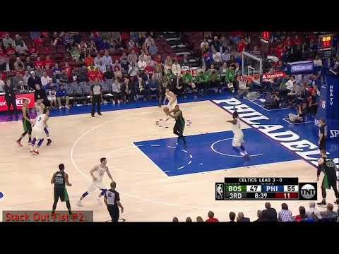 Celtics - Stack Out (Brad Stevens)