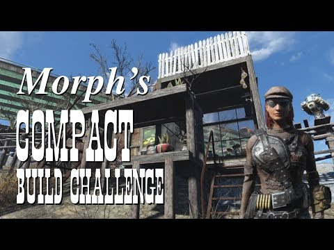 Compact build challenge - Gardener's Shed - Fallout 4