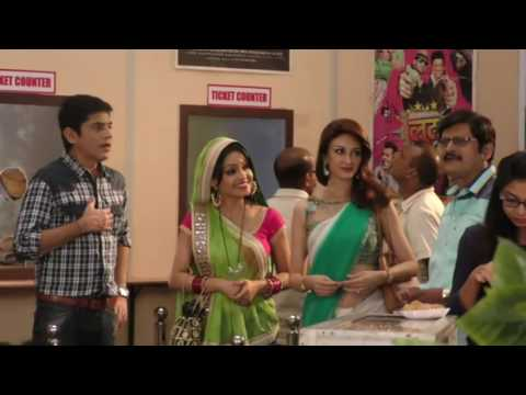 Video On Location : Bhabhiji Cast enjoys a movie date in this episode | Behind The Scene download in MP3, 3GP, MP4, WEBM, AVI, FLV January 2017