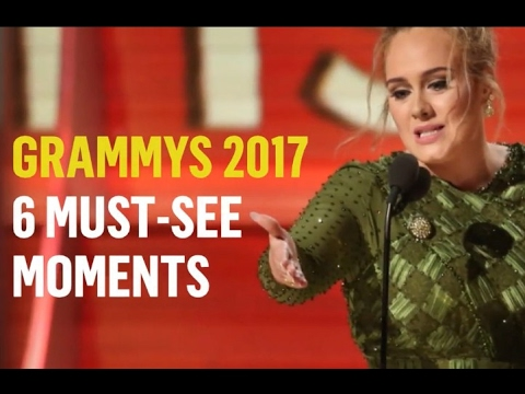 Biggest Jaw-Droppers at the 2017 Grammys