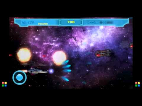 Video of Space Fighter (NE)
