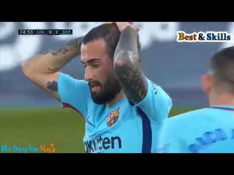 Leganes vs Barcelona 0 3   All Goals and Highlights   La Liga 18 11 2017 HD