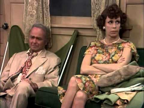 The Carol Burnett Show - The Family - Mickey's Apartment 1/2 (uncut)