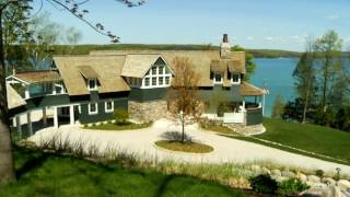 Kalin Franks with 9 and 10 News featured a beautiful Walloon Lake home on Amazing Northern Michigan Homes, June 06, 2016.