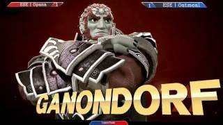 Oatmeal(Meta Knight) vs. Opana(Ganondorf) hype losers finals!