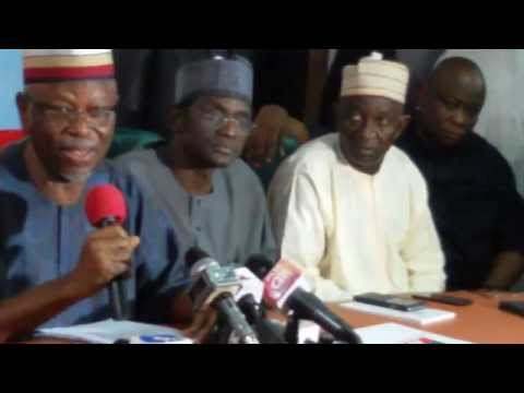 Video:Oyegun:Nyako's impeachment most reckless