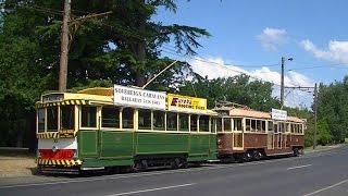 Ballarat Australia  City new picture : Ballarat Tramway Museum Victoria Australia