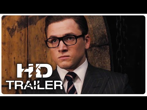 KINGSMAN 2: THE GOLDEN CIRCLE Welcome Back Trailer NEW (2017) Taron Egerton Action Movie HD
