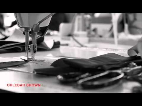 Video | Inside Orlebar Brown Swimming Shorts