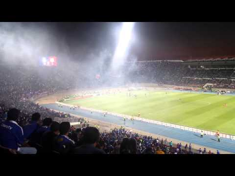 Video - Universidad de Chile Vs Emelec - Los de Abajo - Universidad de Chile - La U - Chile