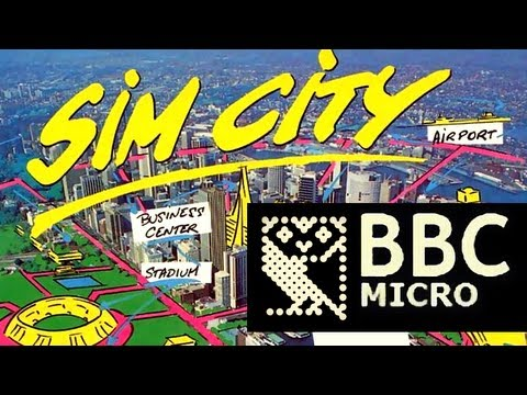 LGR - SimCity on the BBC Micro - First Impressions