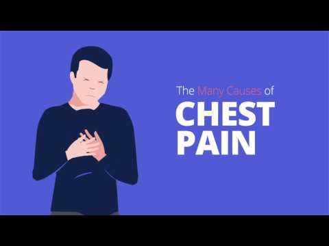 The many causes of chest pain