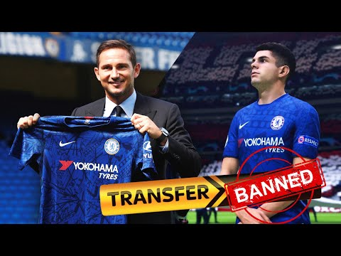 Frank Lampard Chelsea Challenge!!! Fifa 19 Career Mode