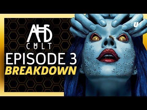 "American Horror Story: Cult Episode 3 Breakdown! ""Neighbors From Hell"" | AHS Season 7"