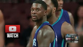 Lance Stephenson Hornets Debut Full Highlights at 76ers (2014.10.08) - 13 Pts
