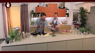 Ospite in Cucina - SALTIMBOCCA DI SORRENTO con Giuseppe Pavone