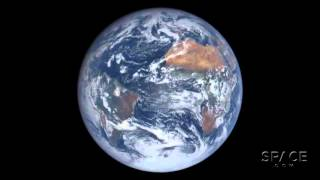 Earth: One Full Day From One Million Miles | Time-Lapse Video