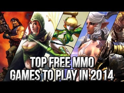 Mmo - http://www.freemmostation.com/features/top-free-mmo-games-play-2014/ MMORPG Tera Rising http://www.freemmostation.com/games/tera-rising/ Rift http://www.free...