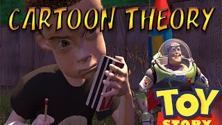 Cartoon Conspiracy Theory | Toy Story's Villain is Actually the Hero?!