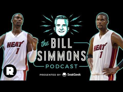 Chris Bosh Part One   The Bill Simmons Podcast   The Ringer