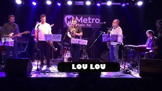 AW Shucks, Lou Lou band, Metro Music Bar