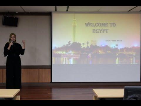 [36회]Shaimaa Saif의 '이집트 문화 이야기'